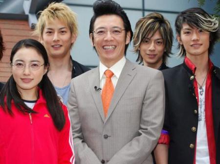 仲間由紀恵主演『ごくせん』第3シリーズが、視聴率26.4%で好スタート