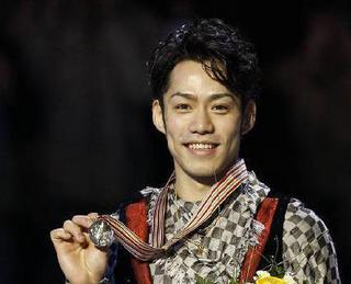 高橋大輔 金メダル 獲得